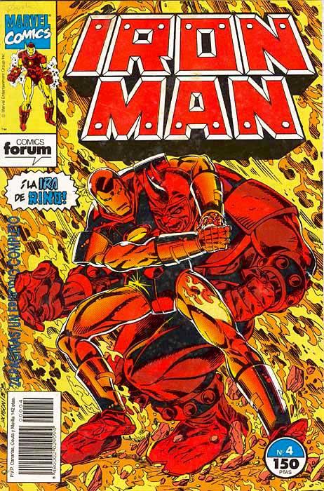 Iron Man Vol.2 nº 4