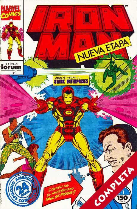 Iron Man Vol.2 - Completa -