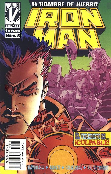 Iron Man Vol.3 nº 5
