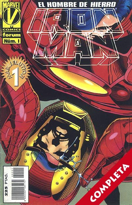Iron Man Vol.3 - Completa -