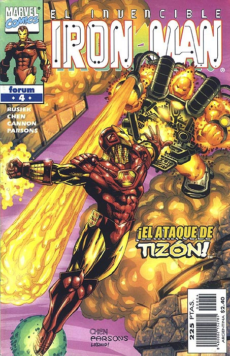 Iron Man Vol.4 nº 4