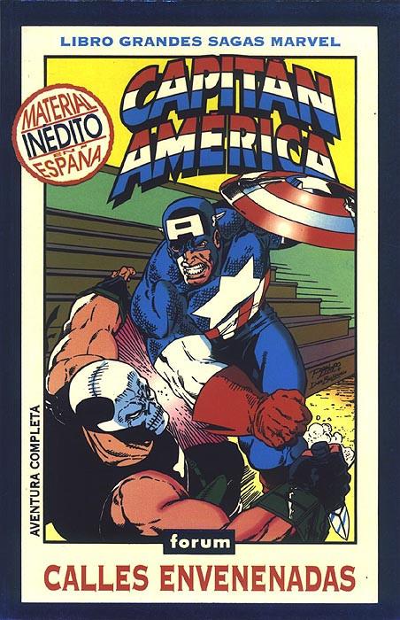 Libros Grandes Sagas Marvel Vol.1 nº 3 - Capitán América 1