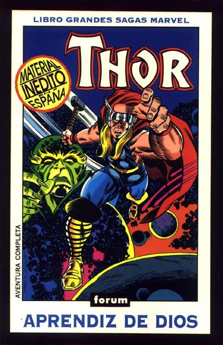 Libros Grandes Sagas Marvel Vol.1 nº 5 - Thor 1