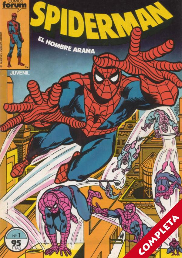 Spiderman Vol.1 - Completa -