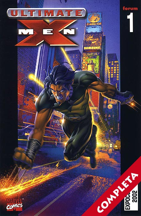 Ultimate X-Men Vol.1 - Completa -