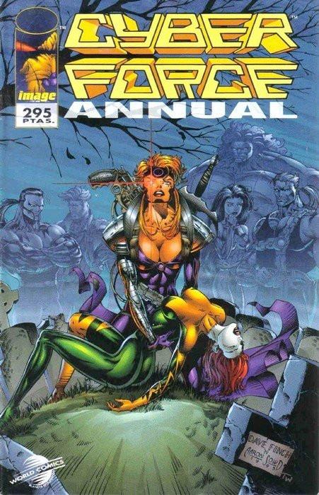 Cyberforce Vol.1 Annual