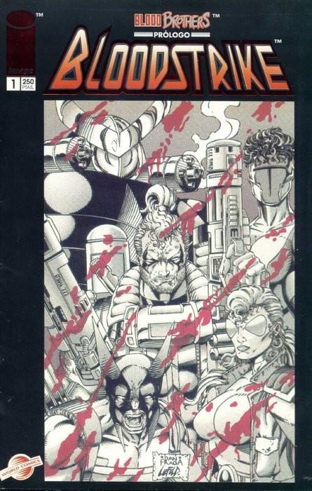 Bloodstrike Vol.1 nº 1