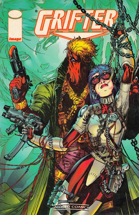 Prestigio World Comics Vol.1 nº 4 - Grifter