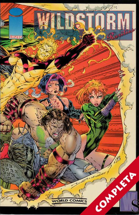 Prestigio World Comics Vol.1 - Completa