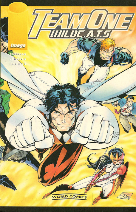 Prestigio World Comics Vol.1 nº 10 - Team 1 / Wildcats