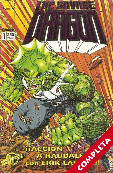 Savage Dragon Vol.1 - Completa