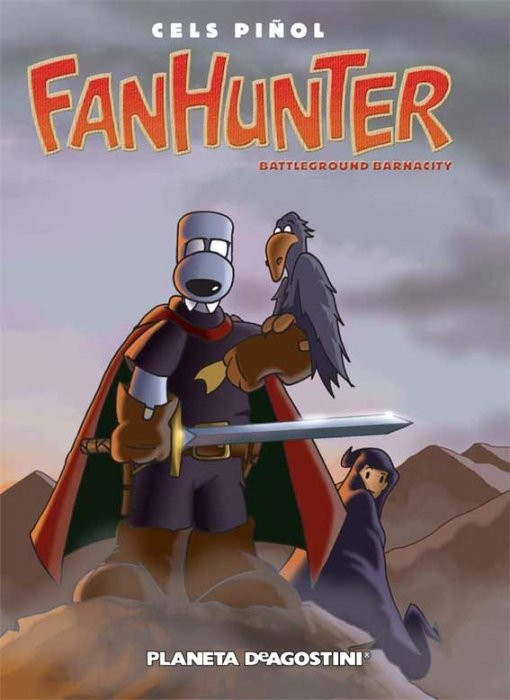 Fanhunter: Battleground Barnacity