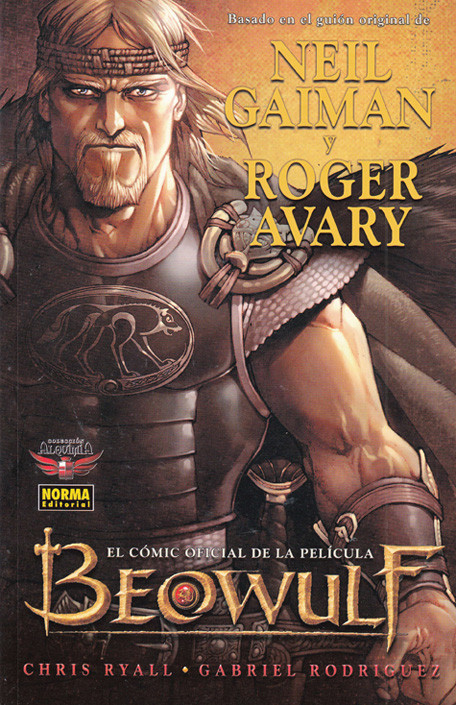 Beowulf. El cómic oficial de la película