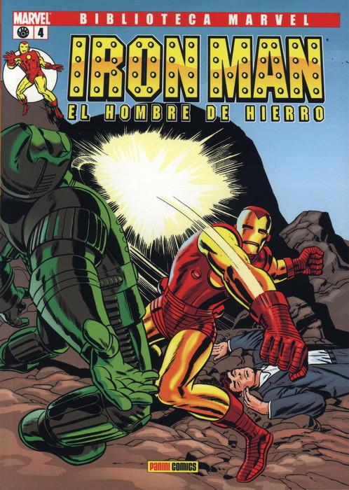 Biblioteca Marvel: Iron Man Vol.1 nº 4