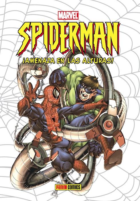 Marvel All Ages. Spiderman: ¡Amenaza en las alturas!
