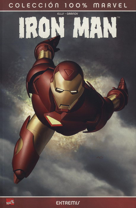100% Marvel. Iron Man: Extremis
