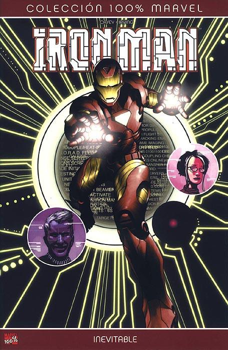 100% Marvel. Iron Man: Inevitable