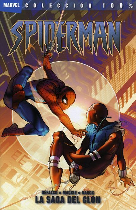 100% Marvel. Spiderman: La Saga del Clon