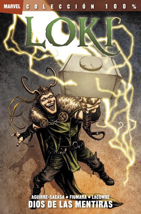 100% Marvel. Loki: Dios de la mentiras