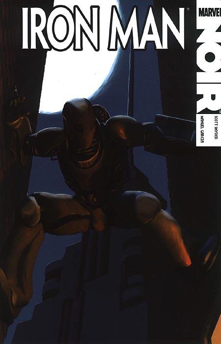100% Marvel Noir: Iron Man