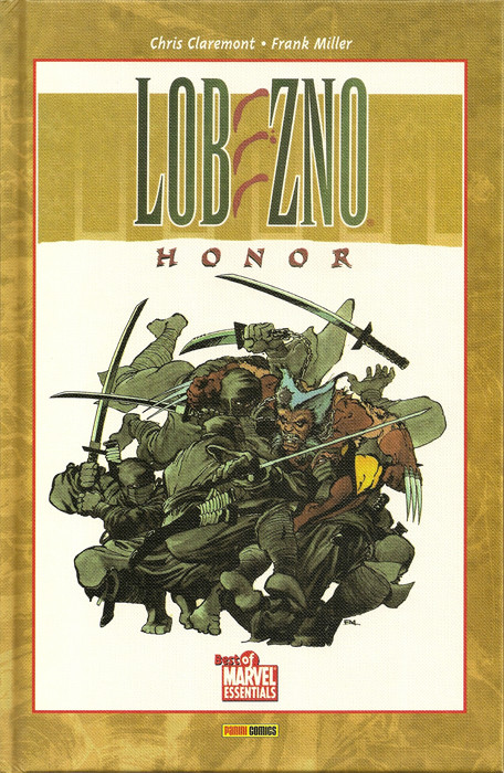 Best of Marvel Essentials. Lobezno - Honor