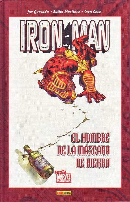 Best of Marvel Essentials. Iron Man - El Hombre de la máscara de hierro