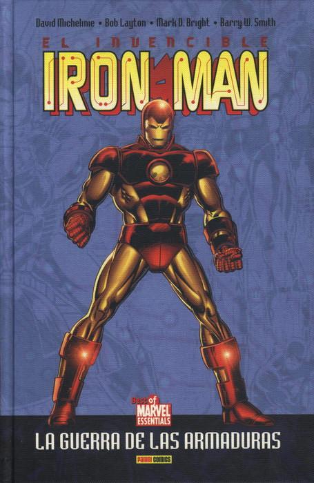 Best of Marvel Essentials. Iron Man - La Guerra de las Armaduras