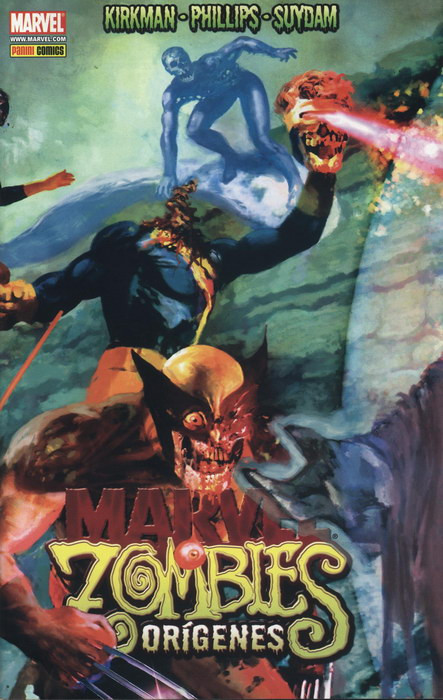 Marvel Zombies: Orígenes