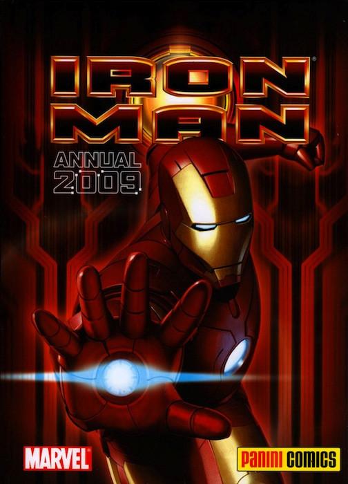 Iron Man: Annual 2009