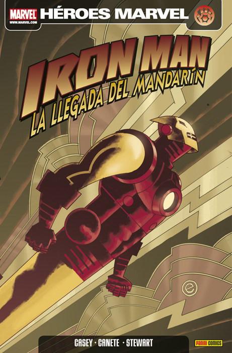 Iron Man: La llegada del Mandarín