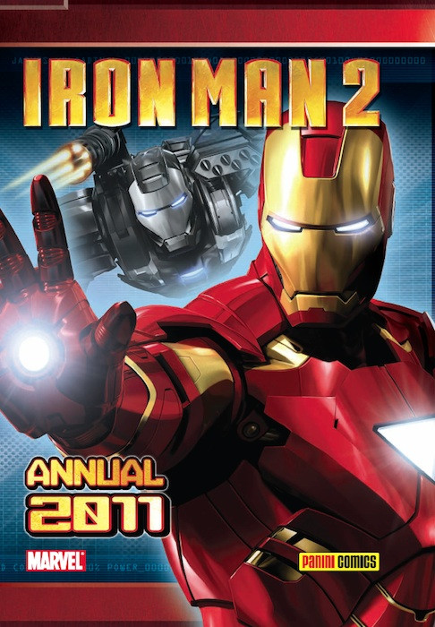 Iron Man 2: Annual 2011