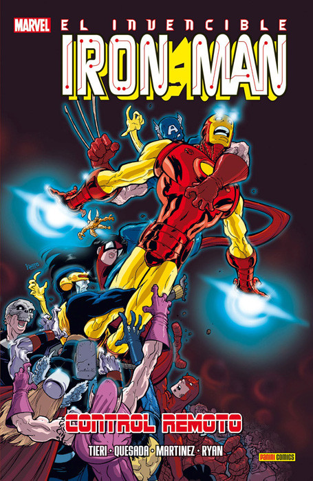 El Invencible Iron Man: Control Remoto