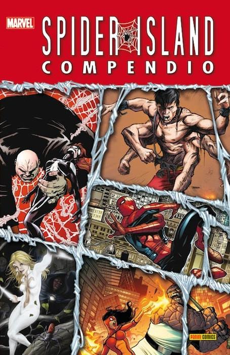 Spider-Island: Compendio