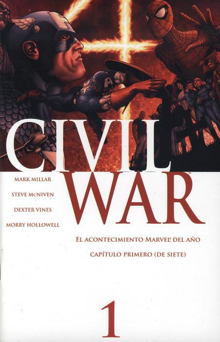 Civil War (Ed. Especial) Vol.1 nº 1