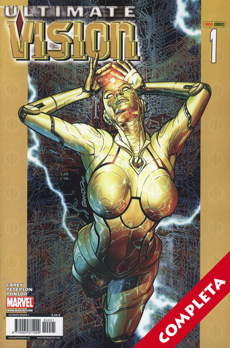 Ultimate Vision Vol.1 - Completa -