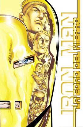 Marvel Graphic Novels. Iron Man: La Edad de Hierro