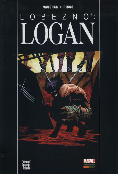 Marvel Graphic Novels. Lobezno: Logan