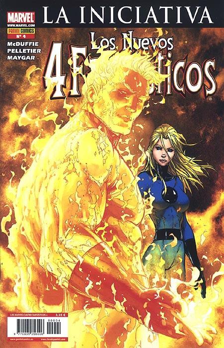 Los Nuevos 4 Fantásticos Vol.7 nº 4