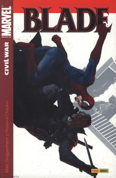 Blade Vol.1 nº 1 - Civil War