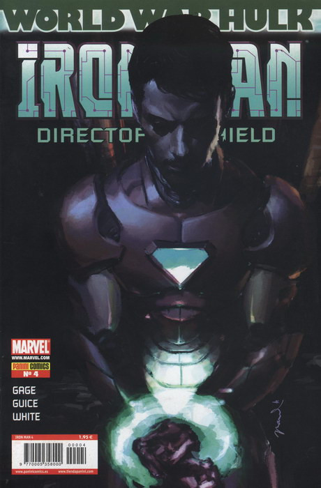 Iron Man: Director de S.H.I.E.L.D. Vol.1 nº 4