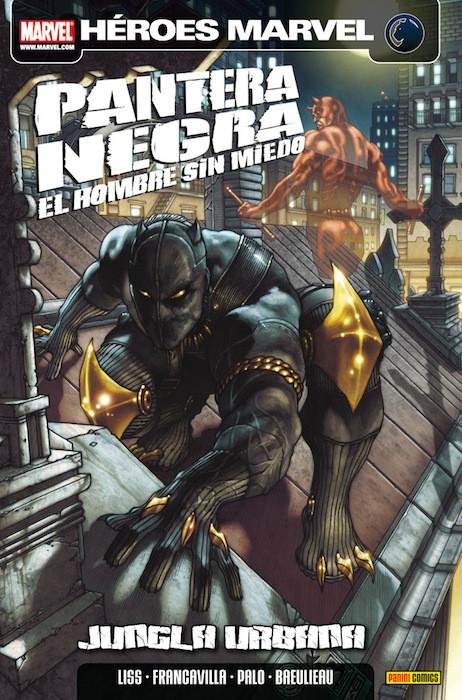 Pantera Negra: El hombre sin miedo Vol.1 nº 1