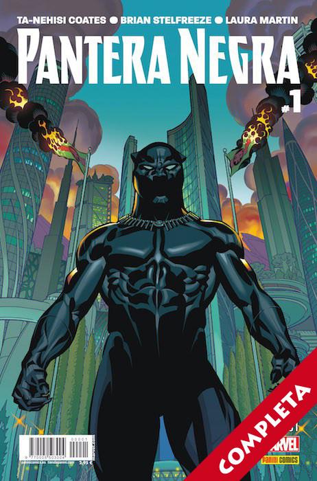 Pantera Negra Vol.2 - Completa -