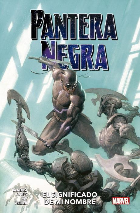 100% Marvel. Pantera Negra - El significado de mi nombre