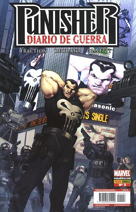 Punisher: Diario de Guerra Vol.1 nº 3