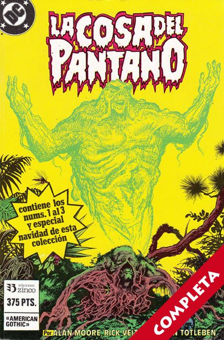 La Cosa del Pantano Vol.3 - American Gothic - Completa (Retapados)