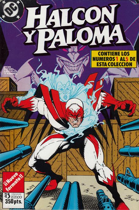 Halcón y Paloma Vol.1 - Completa (Retapados)