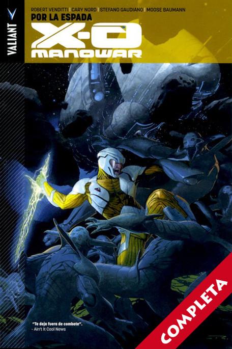 X-O Manowar Vol.1 - Completa -