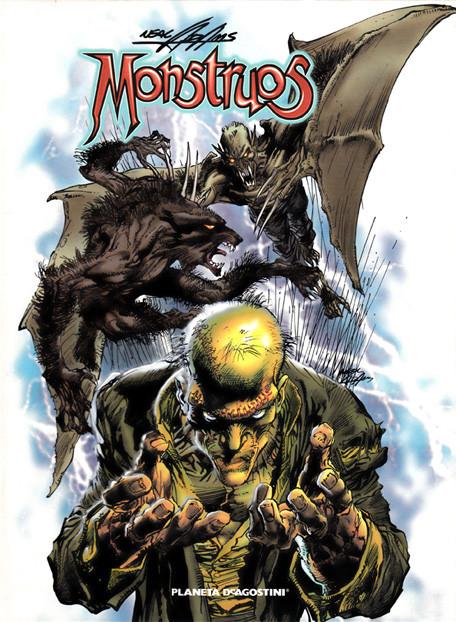 Neal Adams Monstruos