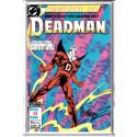 Universo D.C. #14 - Deadman - Firmado / Signed