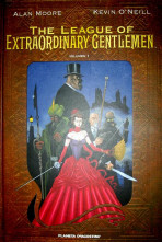The League Of Extraordinary Gentlemen - Volumen I